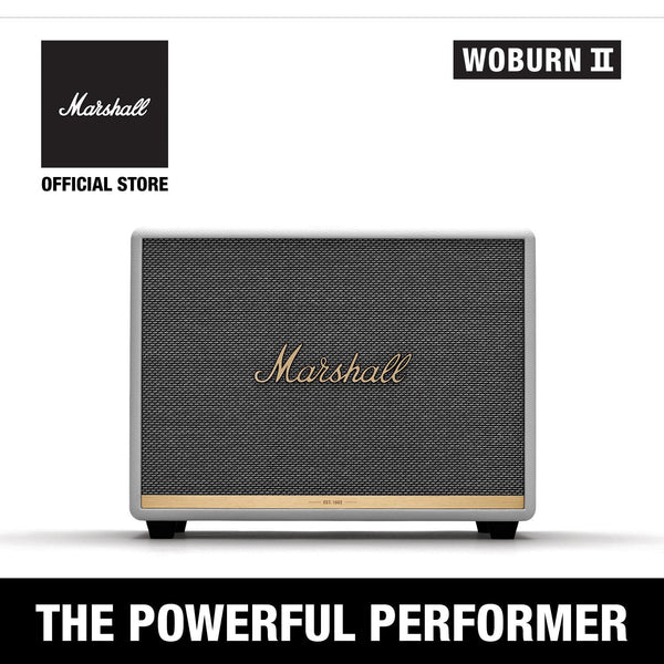 Woburn II Bluetooth White [EVENT EXCLUSIVE], Speakers, Marshall, ASH Asia