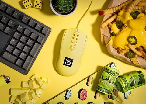 AVIOR French Fries, Mice, Mionix, ASH Asia