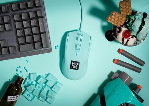 AVIOR Ice Cream, Mice, Mionix, ASH Asia