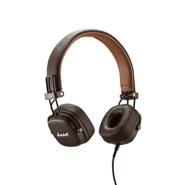 MARSHALL MAJOR III WIRED - BROWN [Exclusive for Siam@Siam employees ], Headphones, Marshall Headphones, ASH Asia
