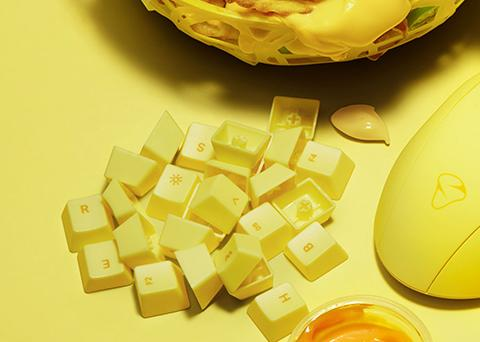 KEYCAPS French Fries, Keycaps, Mionix, ASH Asia