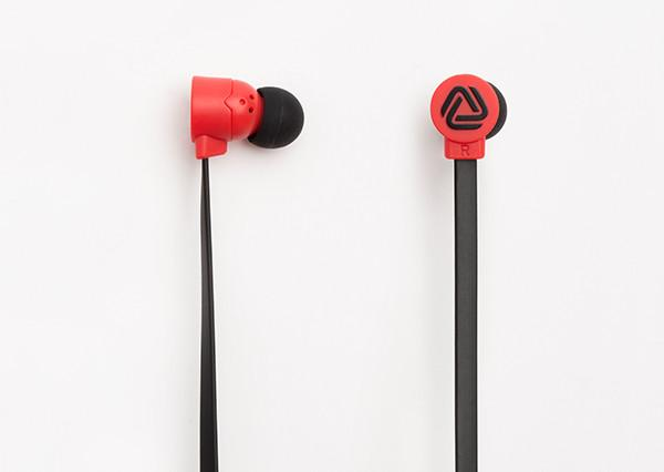 POP - BLOCKS BLACK/RED, Headphones, Coloud, ASH Asia