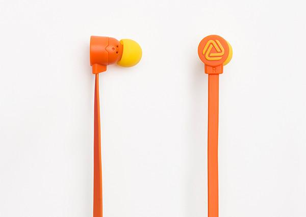 POP - TRANSITION ORANGE, Headphones, Coloud, ASH Asia