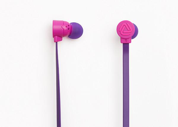POP - TRANSITION PURPLE, Headphones, Coloud, ASH Asia
