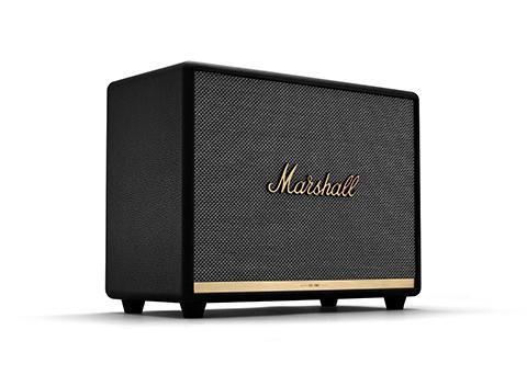 Woburn II Bluetooth Speaker - Black [Exclusive for Siam@Siam employees ], Speakers, Marshall, ASH Asia