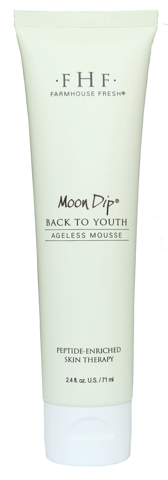FarmHouse Fresh Moon Dip Back to Youth Ageless Mousse Hand Cream