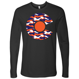 Broncos C in Orange (Men's)