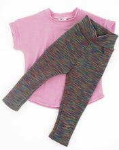 Merino Jersey: Child/Youth Susi Dolman (long sleeve, banded hem, and curved hem options)