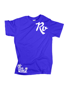 RV TEE (Blue/White)