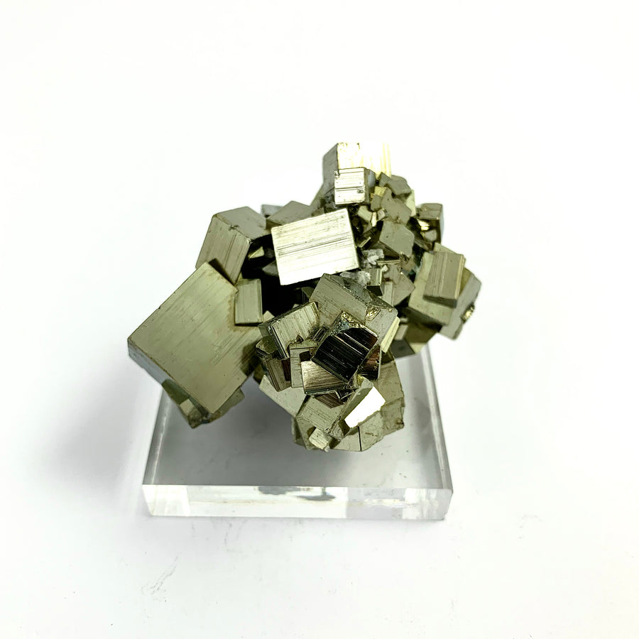 Pyrite Cube Cluster