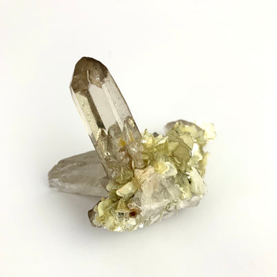 Citrine with Star Mica