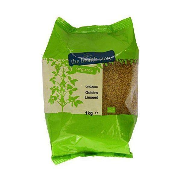 Ths Organic Seeds - Ths Organic Linseed Golden 1kge (x 6pack)