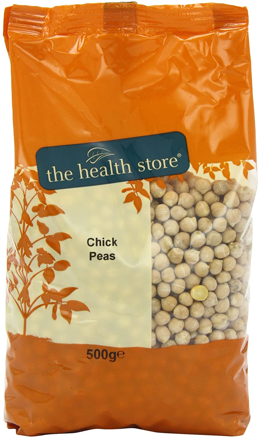 The Health Store Chick Peas 500g x 6