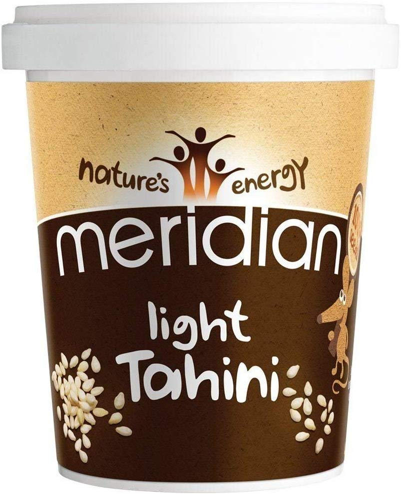 Meridian Foods - No Gm Soya Tahini Light 454g