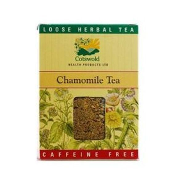 Cotswold Health Products Chamomile Herbal Tea 50g