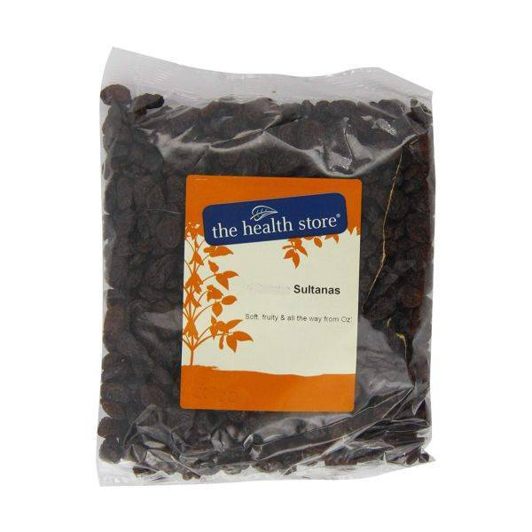 Ths Fruits Dried - Ths Sultanas Australian 500ge (x 6pack)