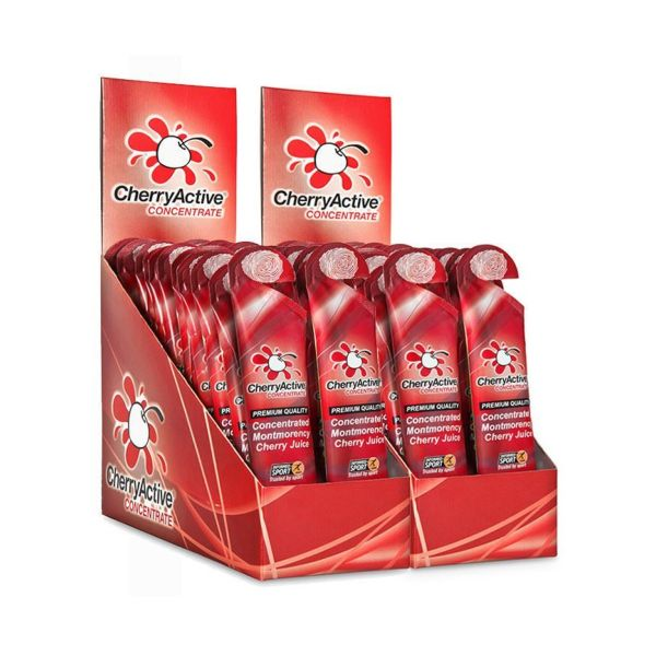 Cherry Active Concentrate Shot Packs 30ml x 24