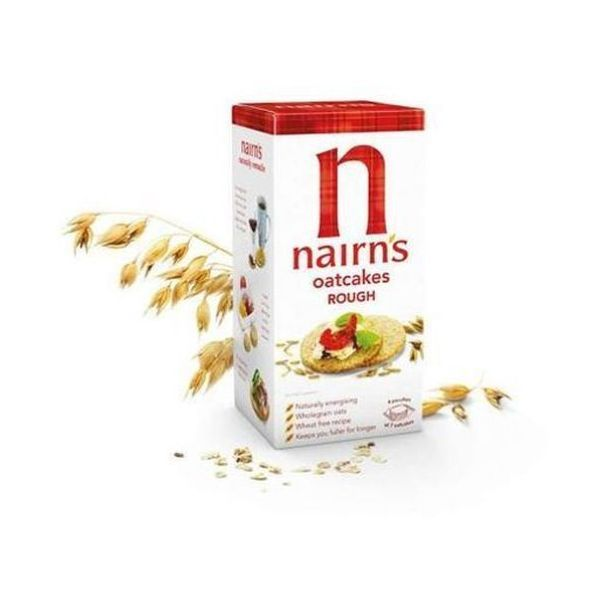 Nairn S Oatcakes Nairn'S Oatcakes Traditional Rough Oatcake 291g