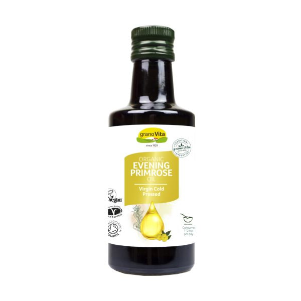 Granovita Organic Evening Primrose Oil 260ml