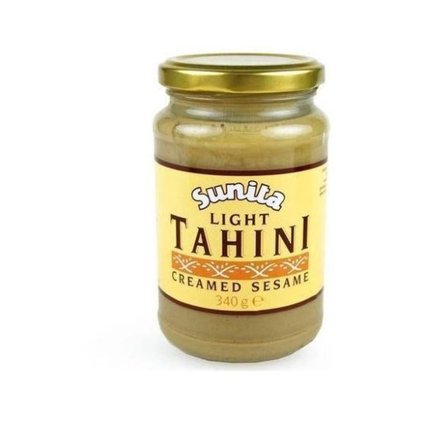 Sunita Tahini Light No Added Salt 280g