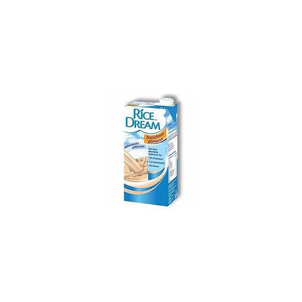 Dream Rice Hazelnut & Almond 1ltr x 12