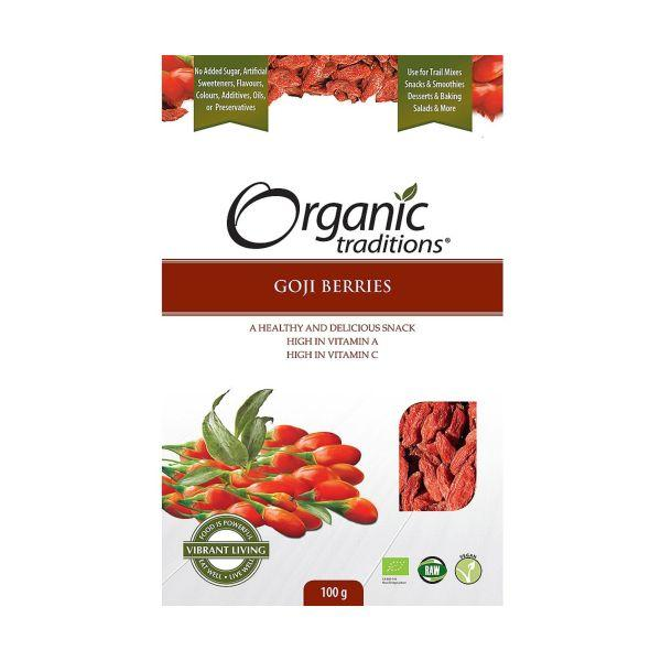 Organic Traditions Organic Goji Berries