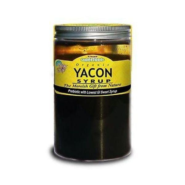 Of The Earth Organic Dried Yacon Syrup