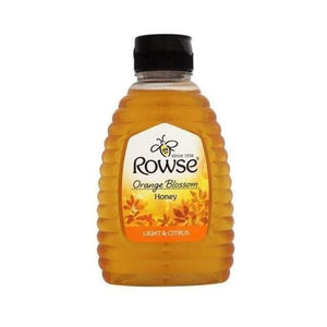 Rowse Upside Down Squeezable Orange Blossom 250g