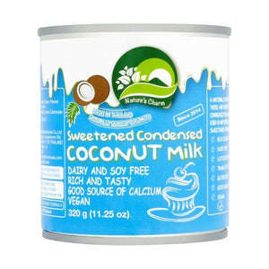 Natures Charm - Sweetened Condensed Coconut Milk 320g