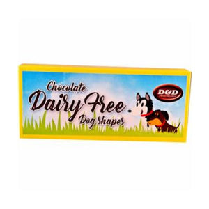 D D Chocolates Dairy Free Dogs 80g x 3