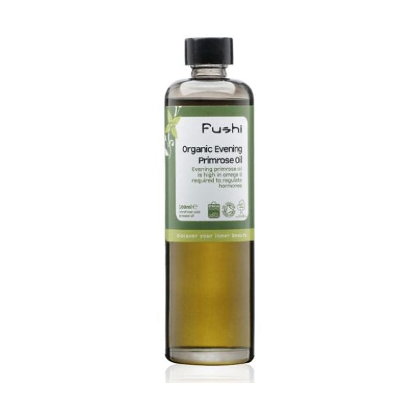 Fushi Evening Primrose Oil Organic Fresh-Pressed 100ml
