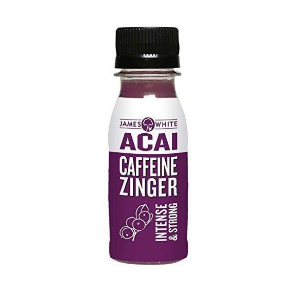 James White Drinks Acai Caffeine Zinger 70cl