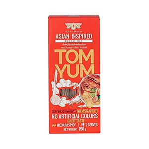 Asian Inspired Tom Yum Noodle Kit 150g