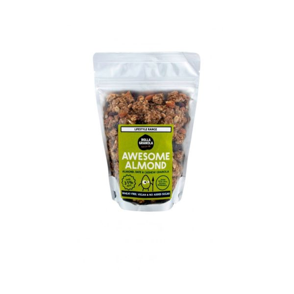 Rollagranola Awesome Almond 350g