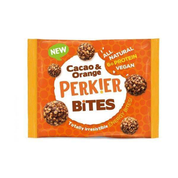 Perkier - Cacao And Orange Bites 35g (x 18pack)