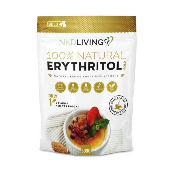 Nkd Living - Erythritol Gold 500g
