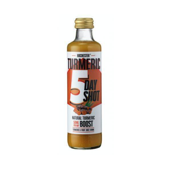 Rochester - Turmeric 5 Day Shot 250ml