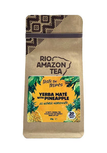 Rio Trading - Yerba Mate With Pineapple & Mint Teabags 20bags