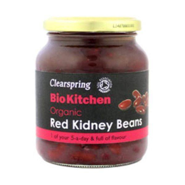 Clearspring - Organic Red Kidney Bean 350g