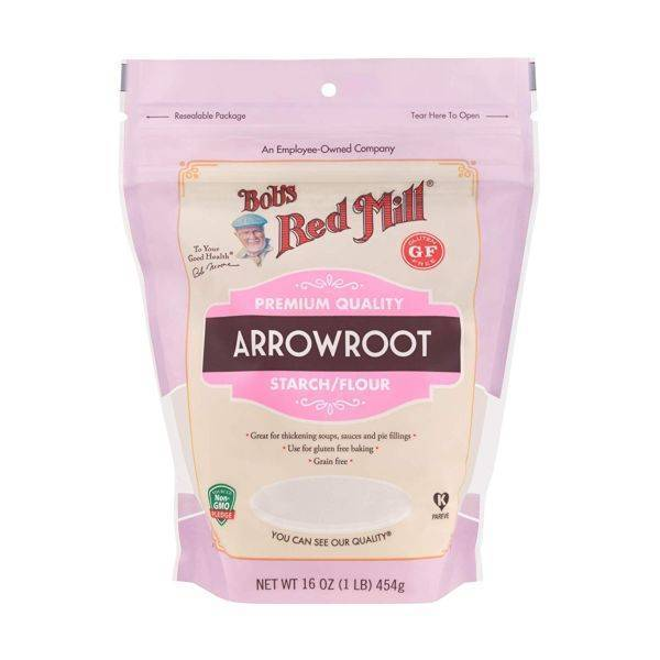Bobs Red Mill - Arrowroot Starch Flour 454g