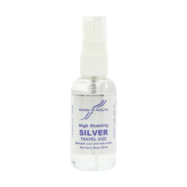 Rivers Of Health Colloidal Silver Spray