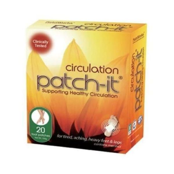 Patch It Circulation 20 Foot Patches