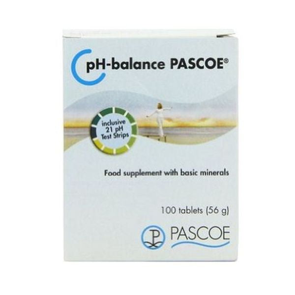 Pascoe Ph Balance Test Strips 1pack