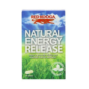 Red Kooga Natural Energy Release 30tabs