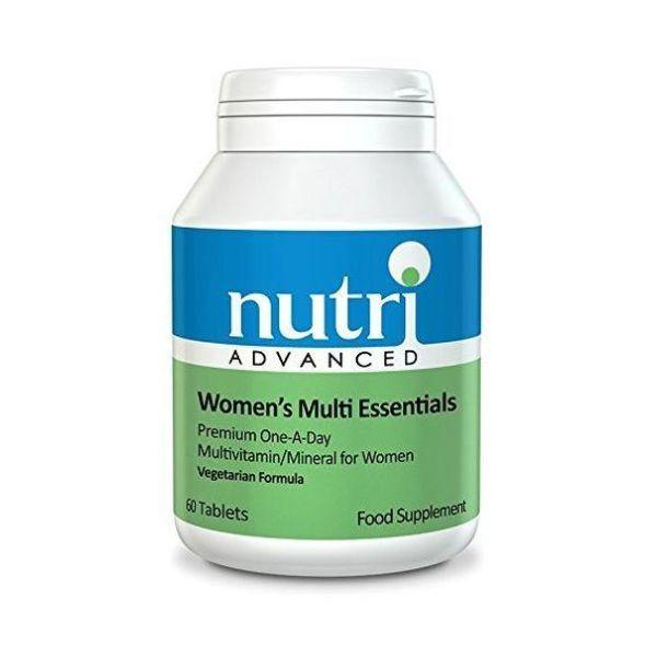 Nutri Multi-Essentials - Womens