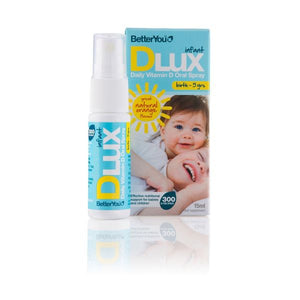 Better You Dluxinfant Daily Vitamin D Oral Spray 15ml