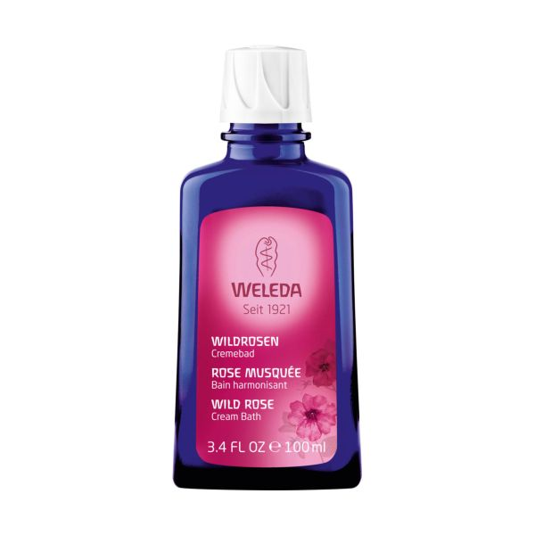 Weleda Wild Rose Cream Bath 100ml