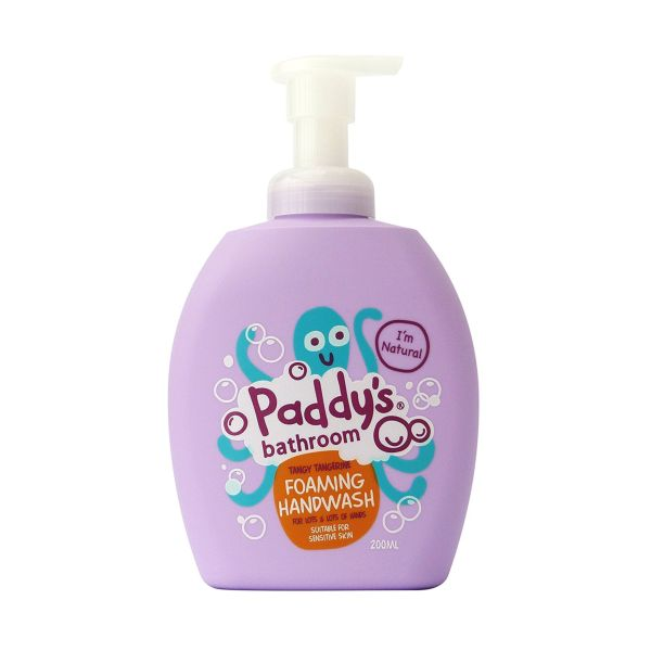 Paddy'S Bathroom Tangy Tangerine Hand Wash 200ml