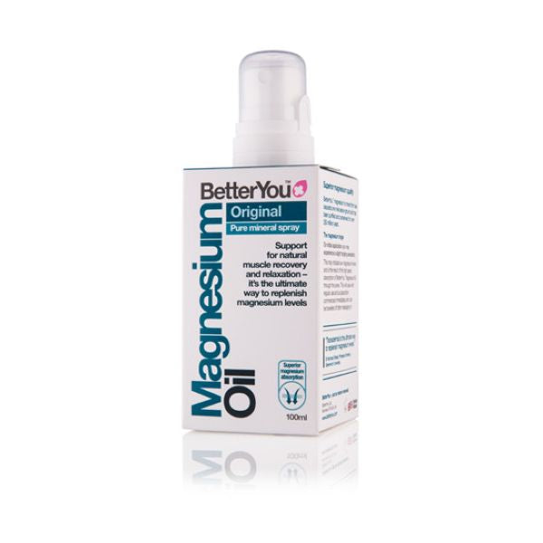 Better You Magnesium Oil Original 15ml x 10