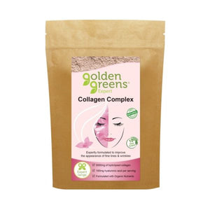 Golden Greens Expert Collagen Complex 300g